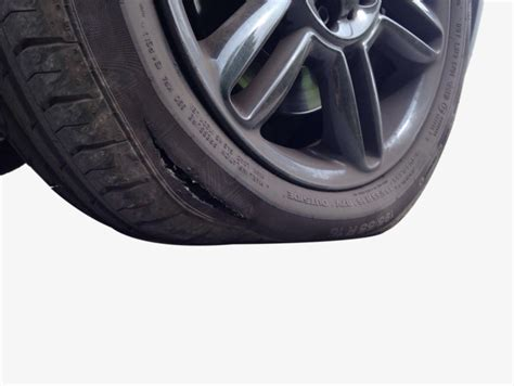 The Tires Are Flat, Puncture, Leakage, Black Png
