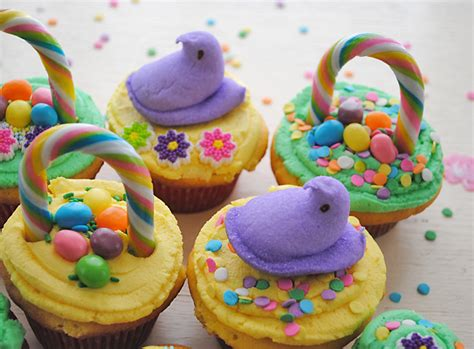 how to make easter cupcakes how to make easter basket cupcakes 5 minutes for mom