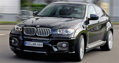 2010 Bmw X6 By Hartge Review