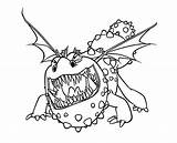 Dragon Coloring Train Pages Printable sketch template
