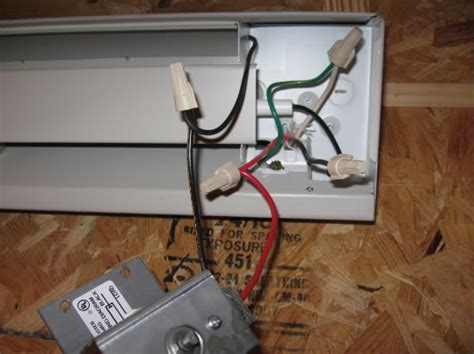 electric baseboard heat question electrical diy chatroom home improvement forum