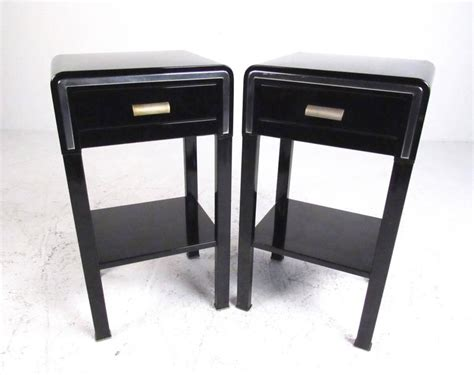 Dressers And Nightstands For Sale by Norman Bel Geddes Metal Dresser And Nightstands For
