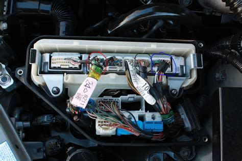 Any One Help Wire Harness The Ecu Diagrams