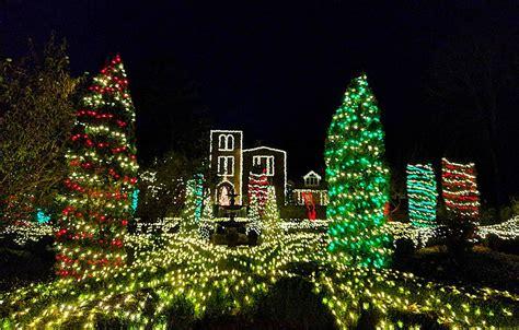 barnsley gardens christmas lights christmas decore