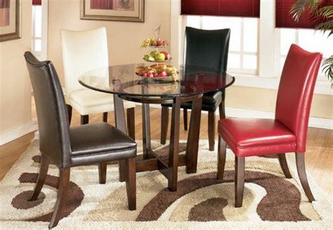conforama chaise de salle à manger 80 idées pour bien choisir la table à manger design archzine fr