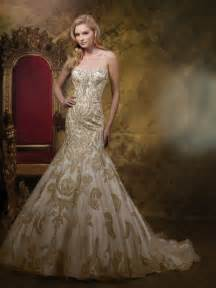 gold wedding dresses j11581 mon cheri bridals