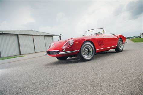 275 Gtb Price by 1967 275 Gtb 4 S Nart Spider S 27 Million Price