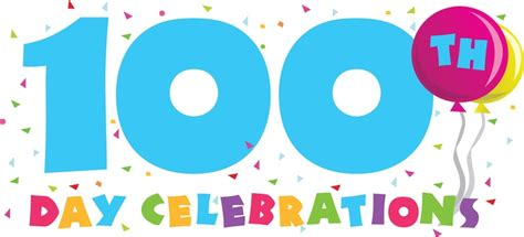 100th Day Of School Clipart (68