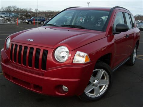 used jeep compass used 2007 jeep compass sport utility 8 999 00
