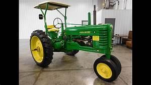 1950 John Deere B Tractor - Wmsohio Com