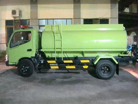 jual truck tangki air harga murah surabaya oleh pt garis harmoni