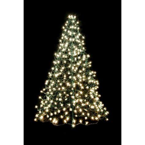 best artificial christmas trees with led lights santa 39 s best 7 5 ft splendor spruce ez power artificial