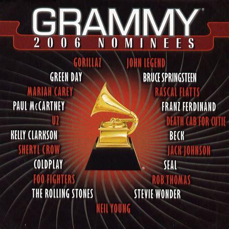grammy nominees mp buy full tracklist