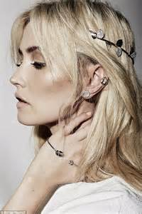 ear cuffs uk bamford is an ethereal beauty for sarina
