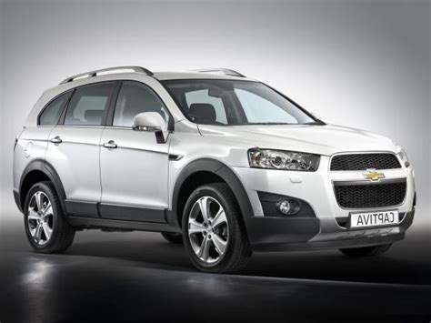 Chevrolet Captiva 24 Pictures & Photos, Information Of