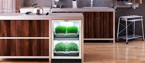 URBAN CULTIVATOR   AUTOMATED KITCHEN GARDEN   Jebiga