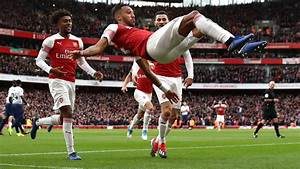 Arsenal vs Chelsea: Goal-machine Aubameyang's everything ...