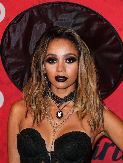 Vanessa Morgan Sexy In Halloween Outfit 19 Photos The