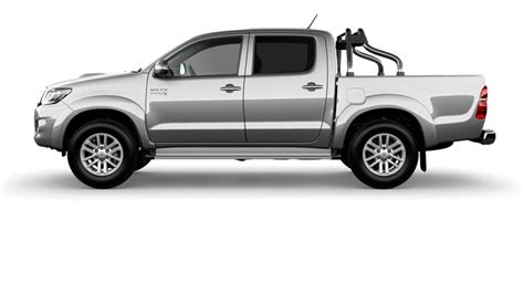 toyota hilux  double cab pick  review leaseplan