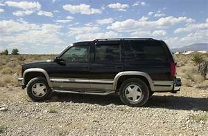 Project Kickin 1998 Chevy Tahoe  Off