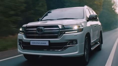 Toyota V8 2020 by 2020 Toyota Land Cruiser Reveal