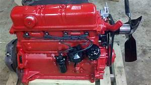Jubilee Naa 600 601 621 Ford Tractor Motor Engine Restored