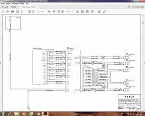 Tesla Model X Lhd Sop2 Wiring Diagram