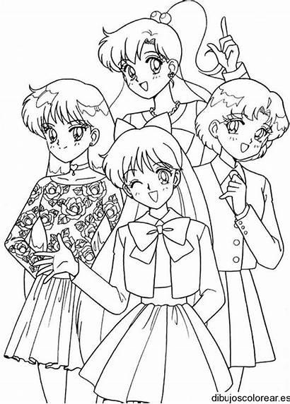 Moon Sailor Dibujo Relacionados