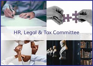 Hr  Legal  U0026 Tax Committee  The Interactive Committee