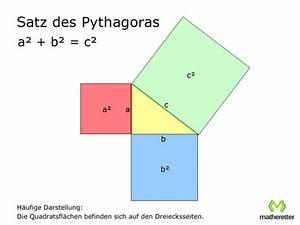 Satz Des Pythagoras A Berechnen : tri03 rechtwinklige dreiecke satz des pythagoras matheretter ~ Themetempest.com Abrechnung