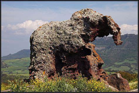 Elephant Rock Sardinia Dziwy