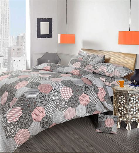 silver and pink bedroom pink and grey duvet cover sweetgalas 17060