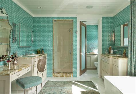 balboa island beach style bathroom orange