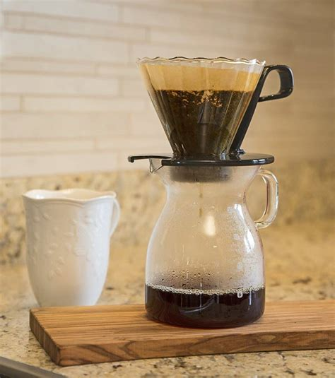 You'll see it over and over again on this website, but the importance of quality water for brewing cannot be overstated. 11 Best Pour Over Coffee Makers for Caffeine Addicts