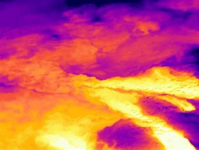 Infrared Gifs Surface Water Yellow Colors Groundwater