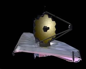 NASA - New Webb Telescope Technologies Already Helping ...