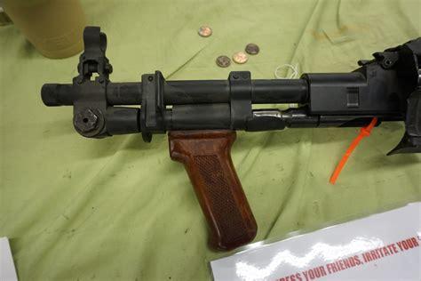 [knob Creek] Soviet Rpd In Sbr Form!