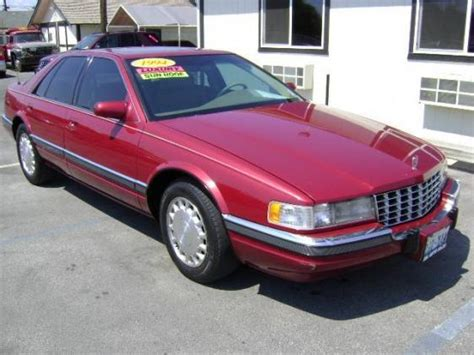 Used Cadillac Seville Sls 1994 Details. Buy Used Cadillac