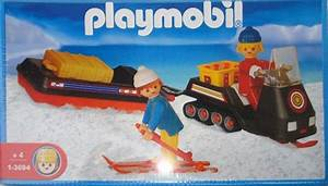 Playmobil Set: 1-3694-ant - snowmobile - Klickypedia