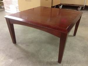used office square coffee table for sale With used square coffee table
