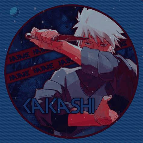 Kakashi Pfp Red Cool Anime Wallpaper Kakashi Green