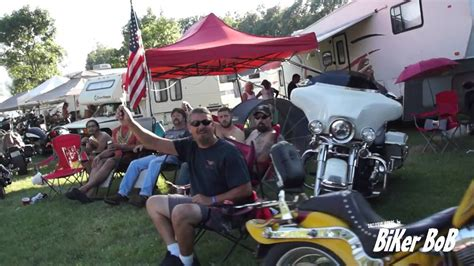 Sturgis Motorcycle Rally 2017 Camping