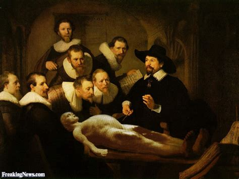 Roswell Alien Autopsy by Rembrandt Pictures