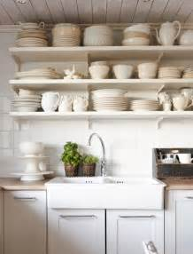 open kitchen shelves decorating ideas tips for stylishly that open kitchen shelving