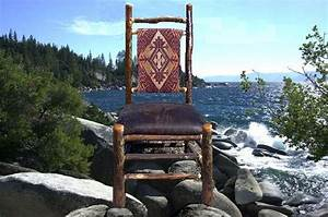 Adirondack, Rustic & Hickory Furniture, Birch Mirrors