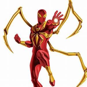 Marvel's Ultimate Spider-Man: Iron Spider | Spider-Man ...