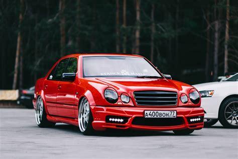 Mercedes-benz W210 E55 Amg On 20