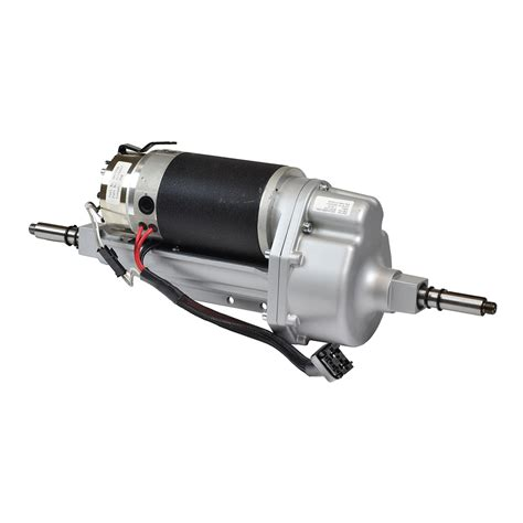 motor brake and transaxle assembly for 1st generation pride hurricane pmv5001
