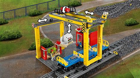 Lego 60052 City Cargo Train