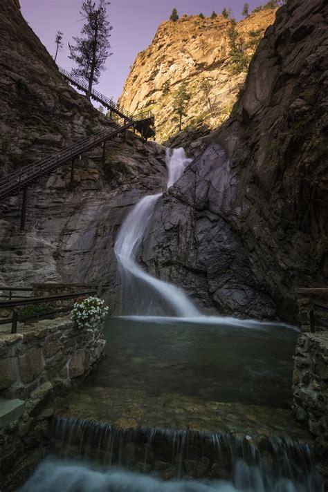 colorado springs  falls adventures   broadmoor